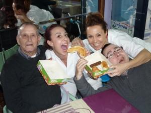 Nos comemos la Mona de Pascua
